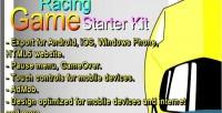 Game racing starter kit
