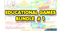 Games educational bundle 1