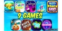 Games html5 bundle capx 2