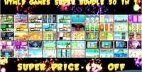 Games html5 super bundle capx 1