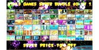 Games html5 super bundle capx 2