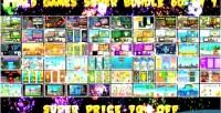Games html5 super bundle capx 2