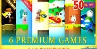 Games premium bundle