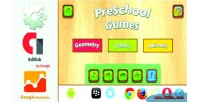 Games preschool construct2 admob with html5