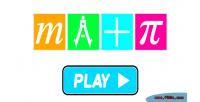 Genius math game html5 educational