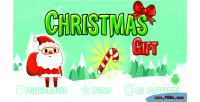 Gift christmas game mobile html5
