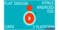 Go round html5 game ios android