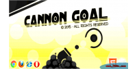 Goal cannon simple game addictive