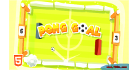 Goal pong html5 game 2 construct