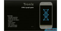 Graph tronix game