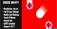 Gravity choose html5 game version mobile construct capx 2