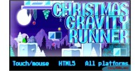 Gravity christmas runner