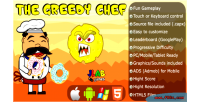 Greedy the chef html5 capx mobile and