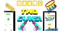 Guns two html5 capx game