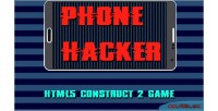 Hacker phone game mobile html5