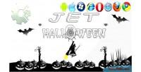 Halloween jet html5 game