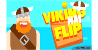 Hat viking flip
