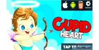Heart cupid html5 capx game