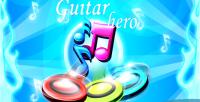 Hero guitar be star rock a