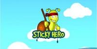 Hero sticky