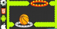 Hoop dunk html5 game version mobile construct capx 2
