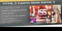 Premium html 5 casino 1 game slots