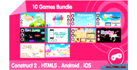 Html5 10 games capx bundle