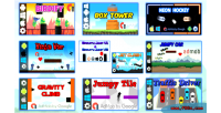 Html5 10 games construct bundle capx 2