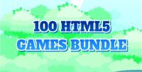 Html5 100 games bundle