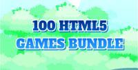 Html5 100 games bundle