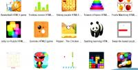 Html5 30 games bundle