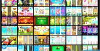 Html5 36 games in super 1 capx bundle