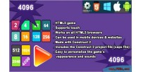 Html5 4096 game