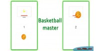 Html5 basketball game