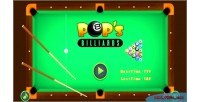 Html5 billiards game capx admob