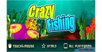 Html5 crazyfishing game