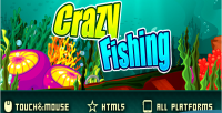 Html5 crazyfishing game