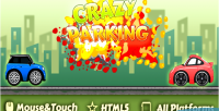 Html5 crazyparking game