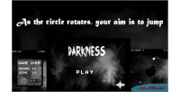 Html5 darkness mobile ios android game