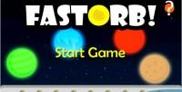 Html5 fastorb game platform extreme