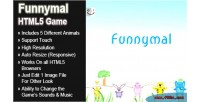 Html5 funnymal game