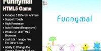 Html5 funnymal game