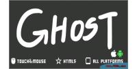 Html5 ghost mobi game