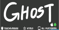 Html5 ghost mobi game