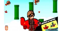 Html5 helicopter game