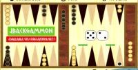 Html5 jbackgammon board game