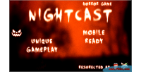 Html5 nightcast horror game