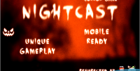 Html5 nightcast horror game