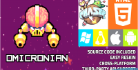 Html5 omicronian game phaser