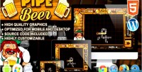 Html5 pipebeer classic game